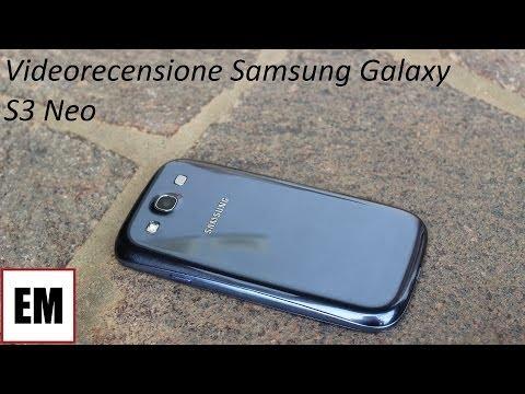 Samsung Galaxy s3 Neo recensione ita da EsperienzaMobile