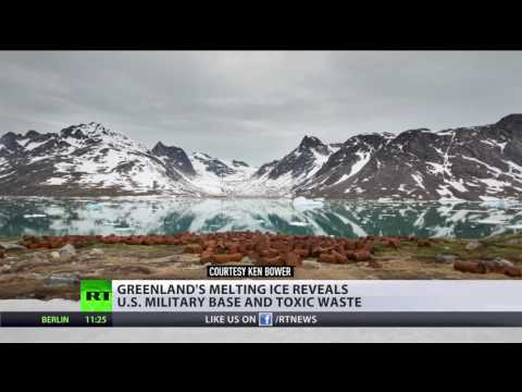 Left without cleanup: Abandoned US military base pollutes Greenland with 10,000 barrels of fuel