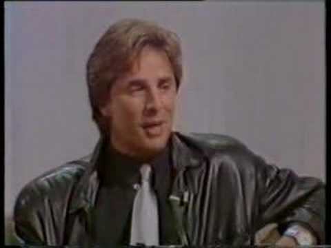 Don Johnson - Interview BBC 1989 - Part 2