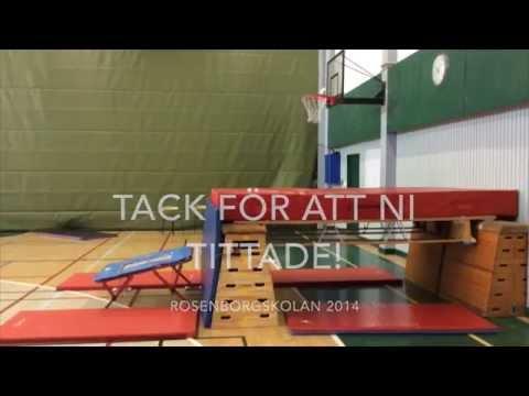 Idrott & Hälsa: Gymnastik