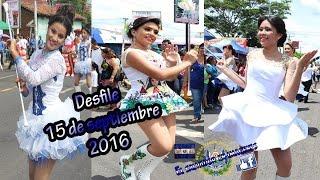 San Miguel El Salvador  city photos gallery : Desfile 15 de Septiembre del 2016 San Miguel, El Salvador