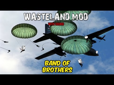 Arma 2 Wasteland - w/ Squad, Part 1 - Band of Brothers