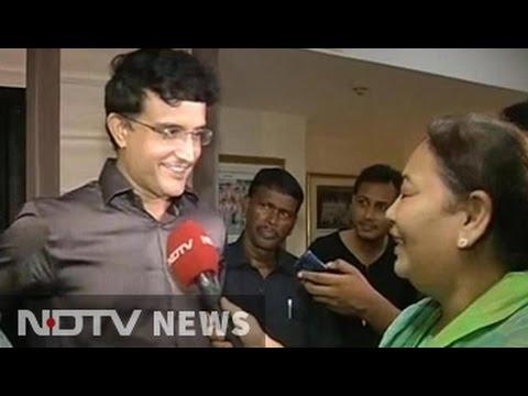 Sourav Ganguly thanks Mamata Banerjee for making him CAB chief