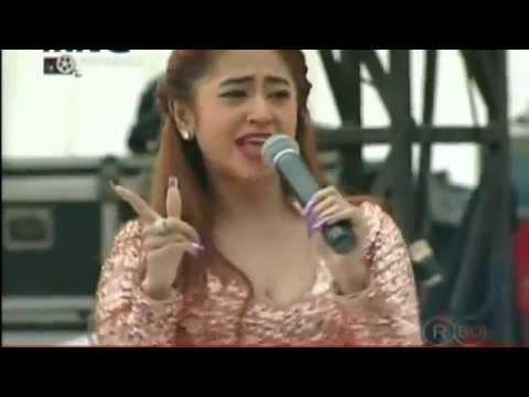 Video goyang hot Dewi persik kepenonton MNCTV  YouTube download in MP3, 3GP, MP4, WEBM, AVI, FLV January 2017
