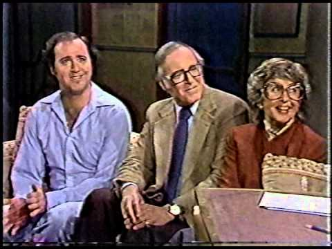 Andy Kaufman & his parents on Late Night with David Letterman 1-7-83
