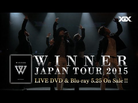 WINNER -  2015 JAPAN TOUR Trailer