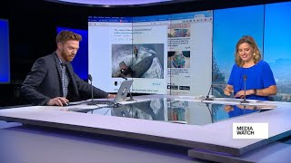 Subscribe to France 24 now:http://f24.my/youtubeENFRANCE 24 live news stream: all the latest news 24/7http://f24.my/YTliveENIt was operation reconciliation this Thursday between Emmanuel Macron and the French armed forces after the top general resigned over budget cuts. The president dressed in an air force pilot's uniform while visiting an air force base and set Twitter alight - just as he did a few weeks ago when he was dropped into a nuclear submarine via helicopter, 007-style. First though, some Macron-related comments in a Donald Trump interview to the New York Times.http://www.france24.com/en/taxonomy/emission/20093Visit our website:http://www.france24.comSubscribe to our YouTube channel:http://f24.my/youtubeENLike us on Facebook:https://www.facebook.com/FRANCE24.EnglishFollow us on Twitter:https://twitter.com/France24_en