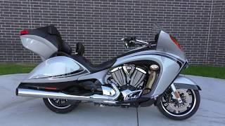 4. 006041   2011 Victory Vision Tour - Used motorcycles for sale