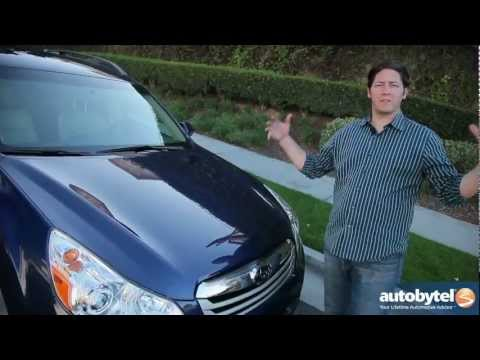 2012 Subaru Outback: Video Road Test and Review