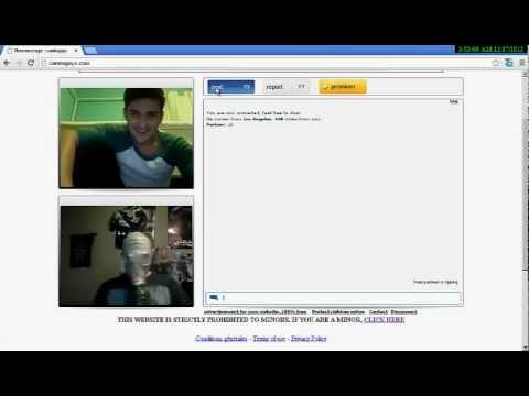 Gay Video Chat Trolling