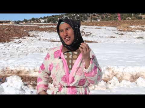 معاناة النساء الحوامل بالمغرب العميق