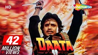 Daata {HD}  Mithun Chakraborty  Shammi Kapoor  Padmini Kolhapure  Hindi Full Movie