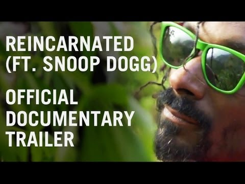 Le trailer du documentaire sur Snoop Lion   Reincarnated