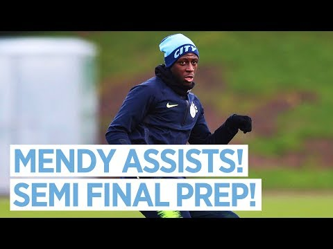 Video: SHOOTING, MENDY TRAINS AND BRAVO SAYS HELLO! | Training | 21st Jan 2019