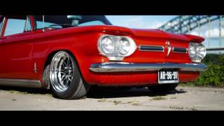 Low Chevrolet Corvair
