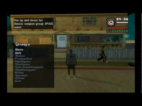 MODS CLEO ESENCIALES para GTA San Andreas 2012 !! MF