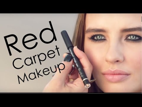 How To: Red Carpet Ready Make-Up