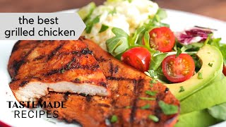 How to Make the BEST Grilled Chicken | Tastemade by Tastemade