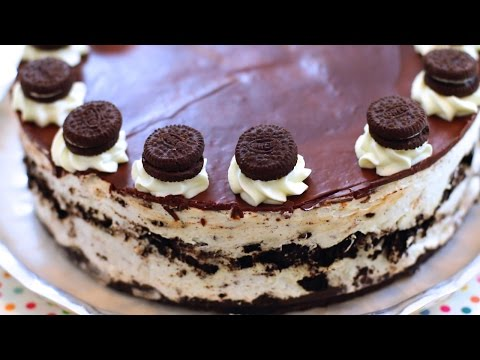 - cheesecake di oreo - video ricetta -