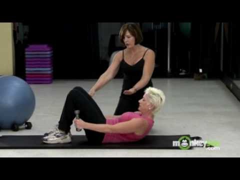 Fit Over 50 – Abdominal Exercises