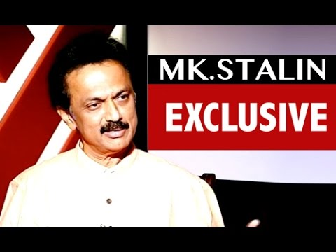 M  K  Stalin exclusive interview in Puthiya Thalaimurai TV   Payan Tharuma Payanam