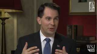 Scott Walker, The Governor Of Wisconsin, Is Interviewed On Uncommon Knowledge