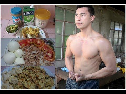 POOR MAN'S DIET | FULL DAY OF EATING