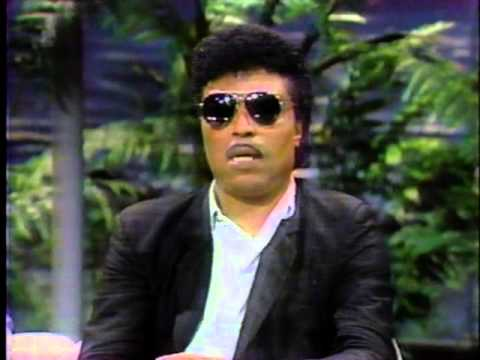 Little Richard Interviewed by Joan Rivers March 5 1986