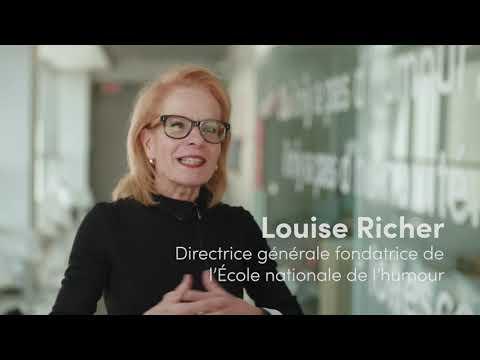 L'équité salariale vue par Louise Richer