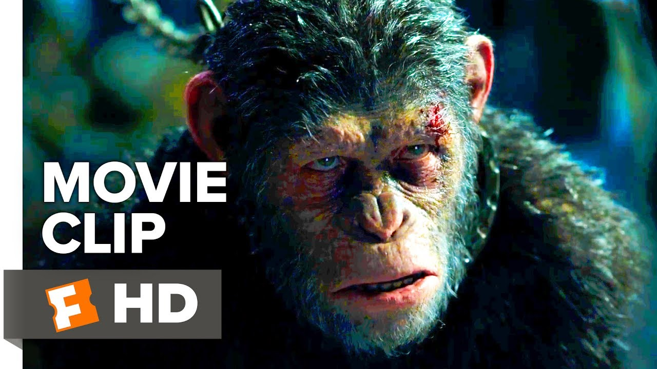 A Hero Becomes Legend in an Epic Battle for Survival or Extinction Between Apes and Humans in 'War for the Planet of the Apes'