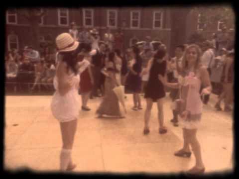 The 1920's Jazz Age Party (видео)
