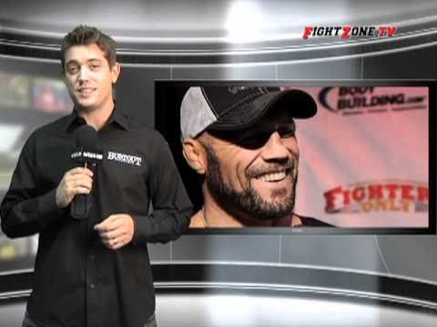 MMA30 News Chael Sonnen Jake Shields  Randy Couture