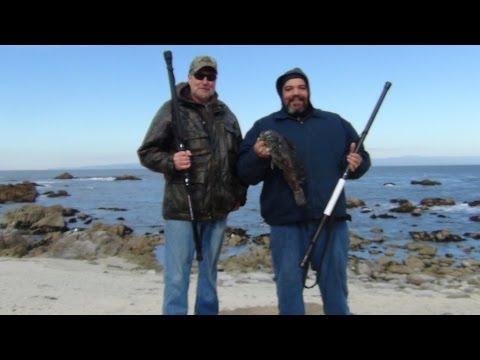 California Rock Cod Fishing – Dec 2013