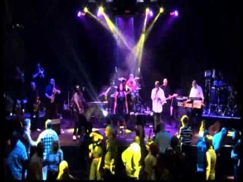 Sonic Funk Orchestra performing Good Times