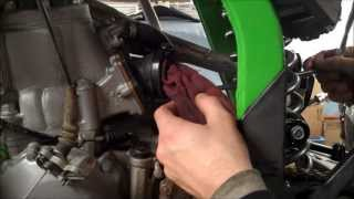 8. KX250 VForce3 Reed Install