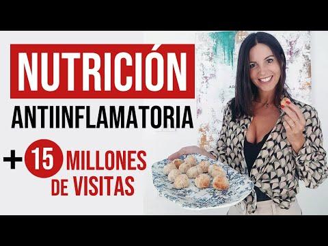 INTRODUCCIÓN A LA NUTRICIÓN ANTIINFLAMATORIA, con Elisa Blázquez