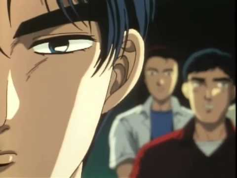 Cap 5 – Initial D First Stage Español Latino