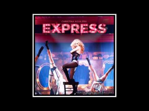 Christina Aguilera - Express(radio edit)