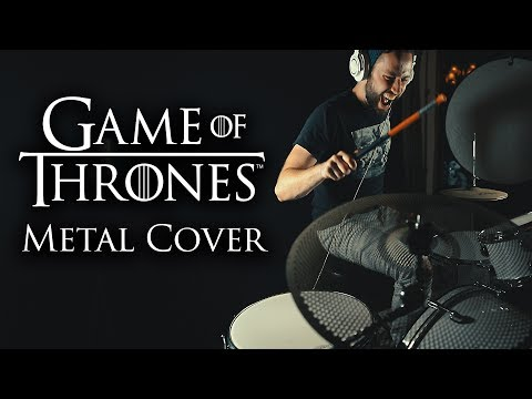 A Heavy Metal Remake of the Game of Thrones Theme