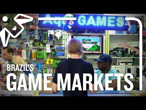 Brazil's Video Game Gray Market