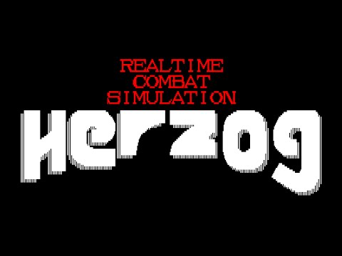 Herzog (1988, MSX2, Tecno Soft)