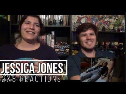"Jessica Jones 2x8 ""AKA Aint We Got Fun"" Reactions"