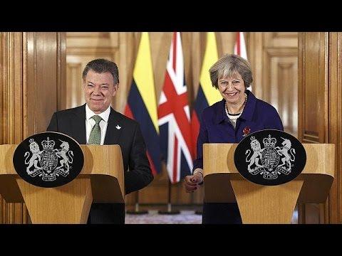 Κολομβία: Νέα συμφωνία με τους αντάρτες προανήγγειλε ο Χουάν Μανουέλ Σάντος – world