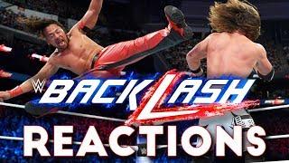 Video WWE Backlash 2018 Reactions MP3, 3GP, MP4, WEBM, AVI, FLV Juni 2018