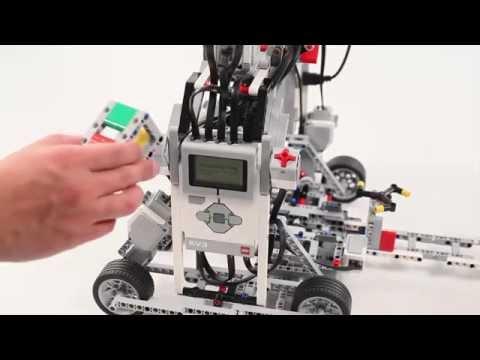 Vidéo LEGO Education 45560 : Ensemble Complémenataire LEGO Mindstorms Education EV3