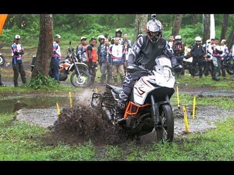 INDONESIAN ADVENTURE - KTM 1190R (видео)