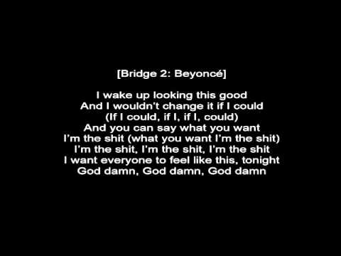 , title : 'Beyoncé ft  Nicki Minaj Flawless lyrics'