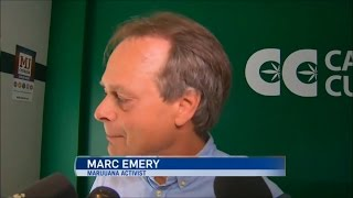 CTV Toronto Cannabis shop cannot be evicted Landlord can't evict marijuana activist by Pot TV