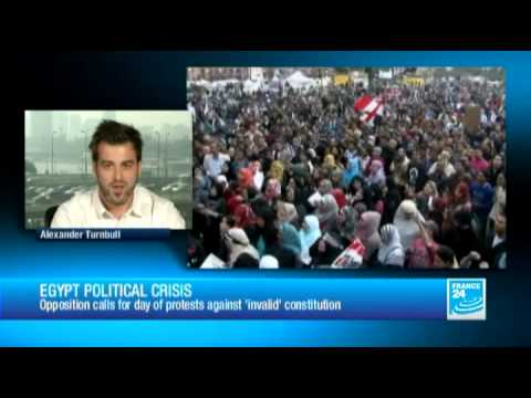 Egypt-Referendum's second round: should the opposition concentrate on campaining or demonstrate?