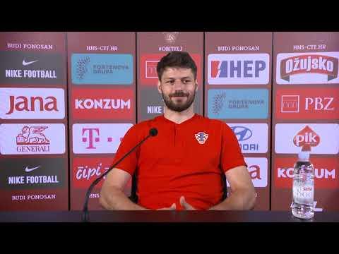 """Petković: """"Jedva čekamo utakmicu protiv Škotske"""""""